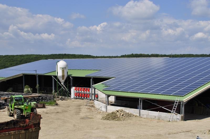 photovoltaïque Alsace